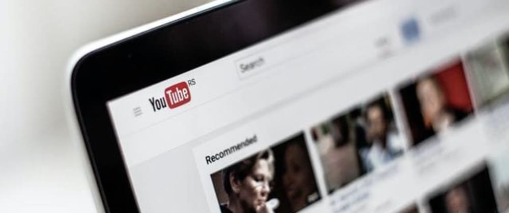 Cover image for 20 YouTube Channels to Follow for Web Developers