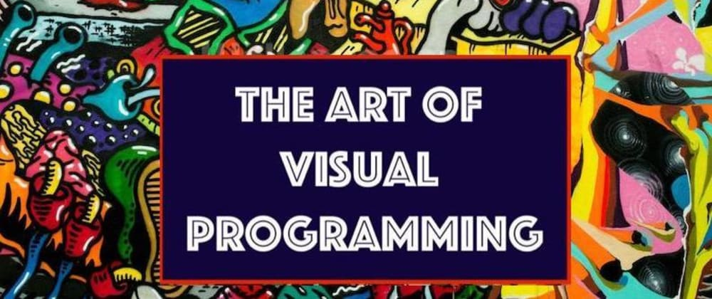 Cover image for The Art of Visual Programming