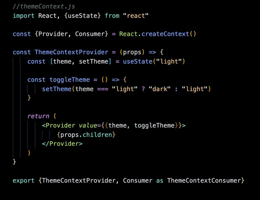 context code