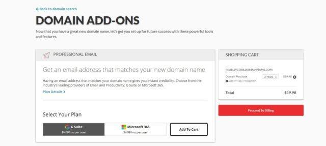 domain.com add-ons