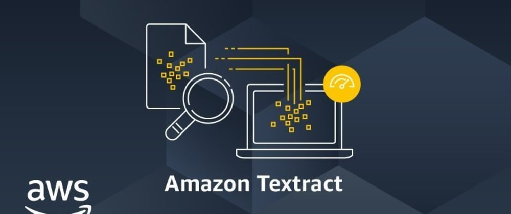 Cover image for Data extraction from documents made easy with Amazon Textract
