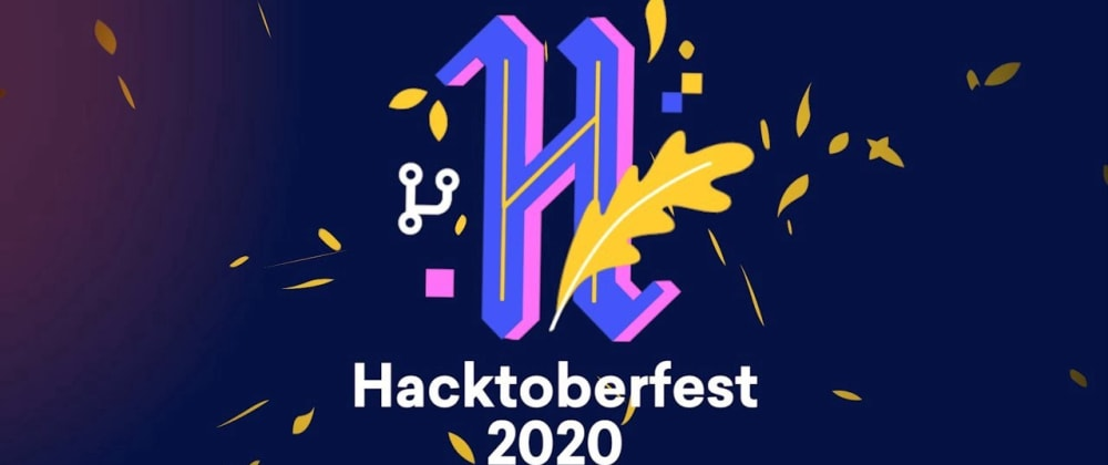 Cover image for Hacktoberfest 2020