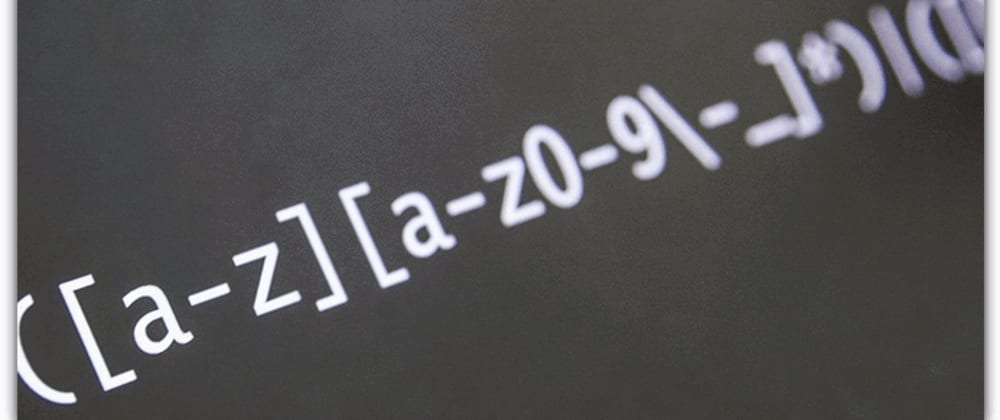 Cover image for Regular Expressions in 1 Minute