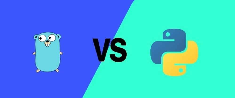Cover image for Golang vs Python: What is the difference?