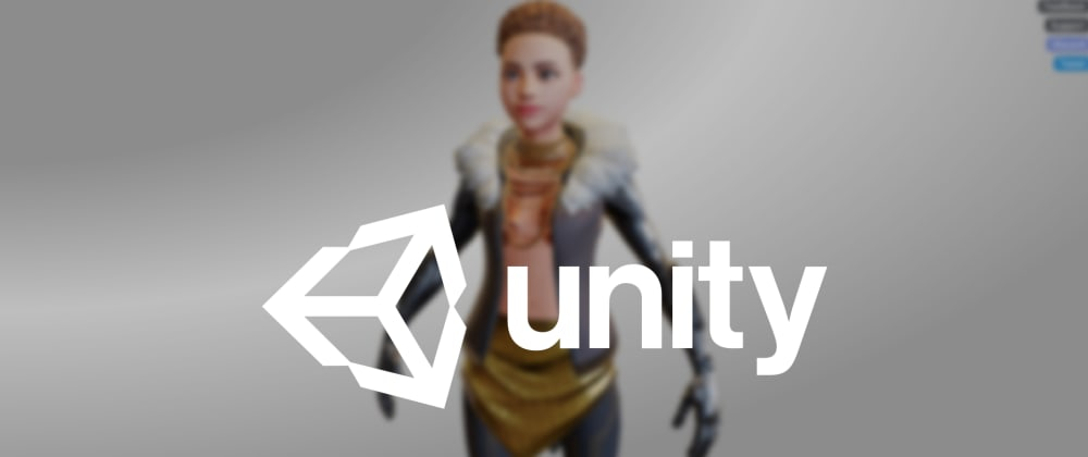 Cover image for How to get started with the Ready Player Me Unity Avatar SDK