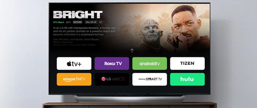 Cover image for Top 5 Smart TV App Development Companies To Create TV Apps in 2021