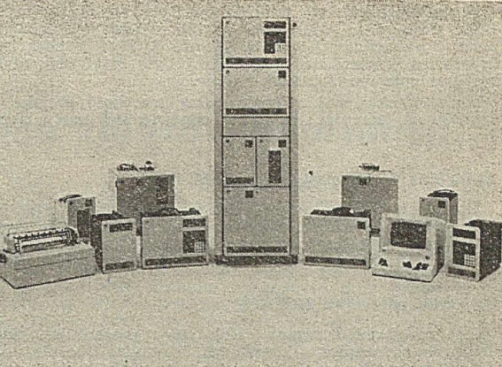 IBM Series/1 Minicomputer