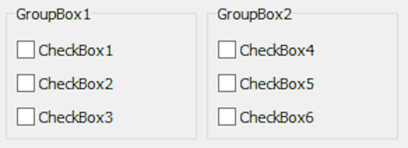 group react checkboxes
