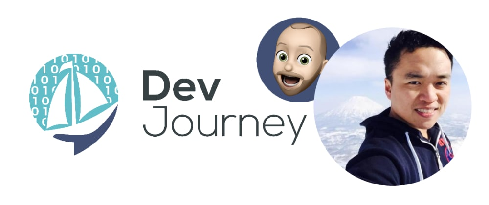 """Cover image for Shawn Wang joined the """"fine I'll do it myself"""" team... and other things I learned recording his DevJourney (#152)"""
