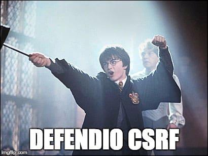 Defendio CSRF