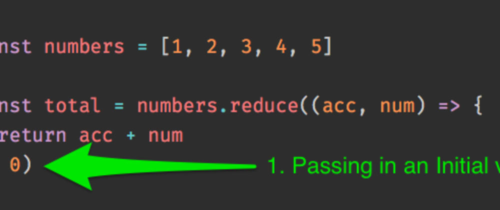 Cover image for How to use Reduce in JavaScript