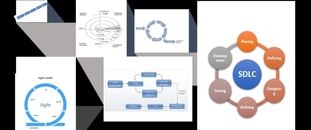 Cover image for SDLC Methods and Their Advantages & Disadvantages.