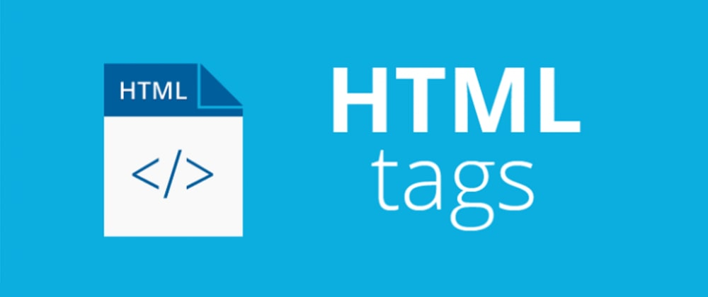 Cover image for HTML tags | aside
