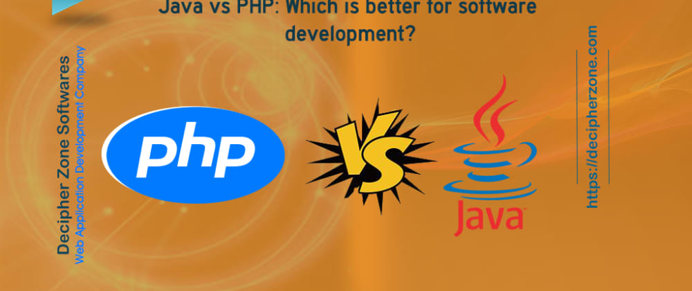 Cover image for Java vs PHP: Which is best for software development?