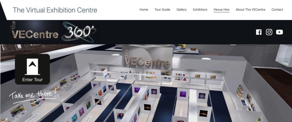Cover image for TheVECentre.com