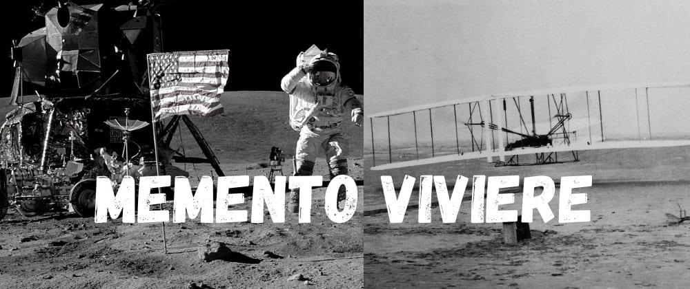 Cover image for Memento Vivere