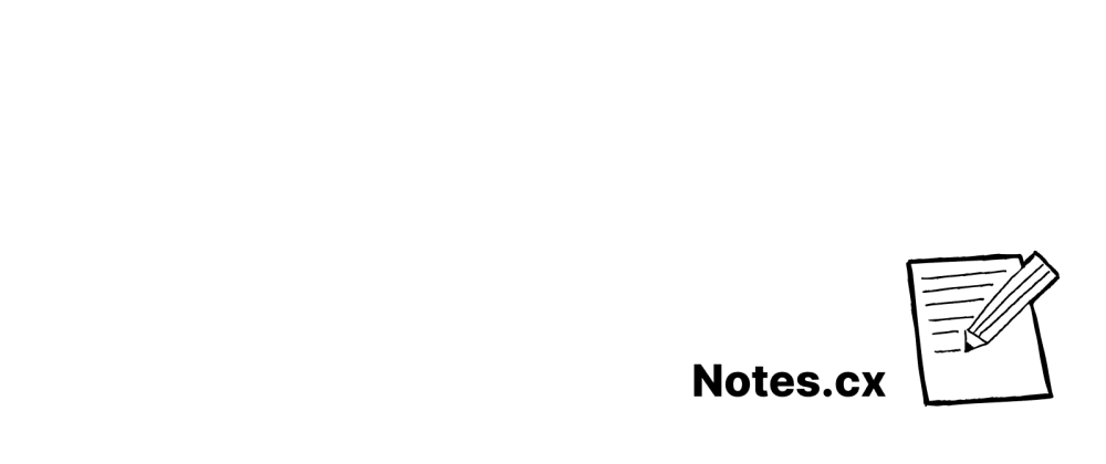 Cover image for Notes.cx
