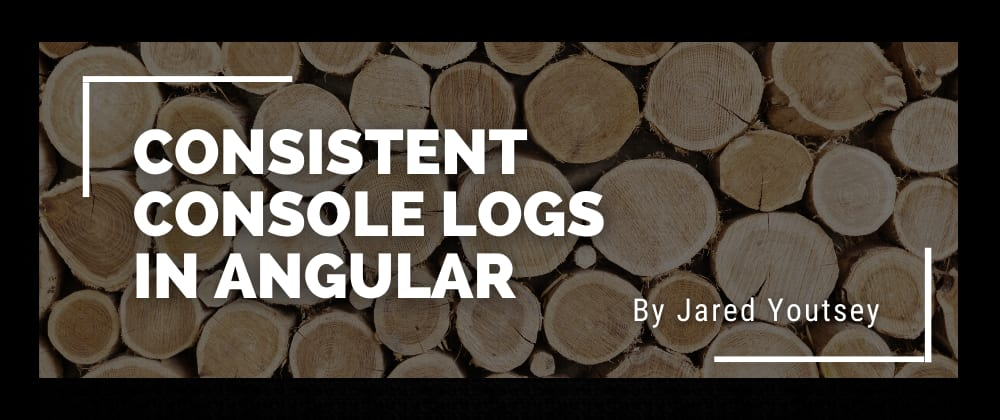 Cover image for Consistent Console Logs in Angular