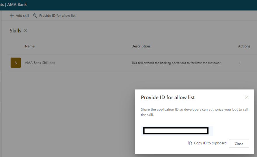 Get Provider ID