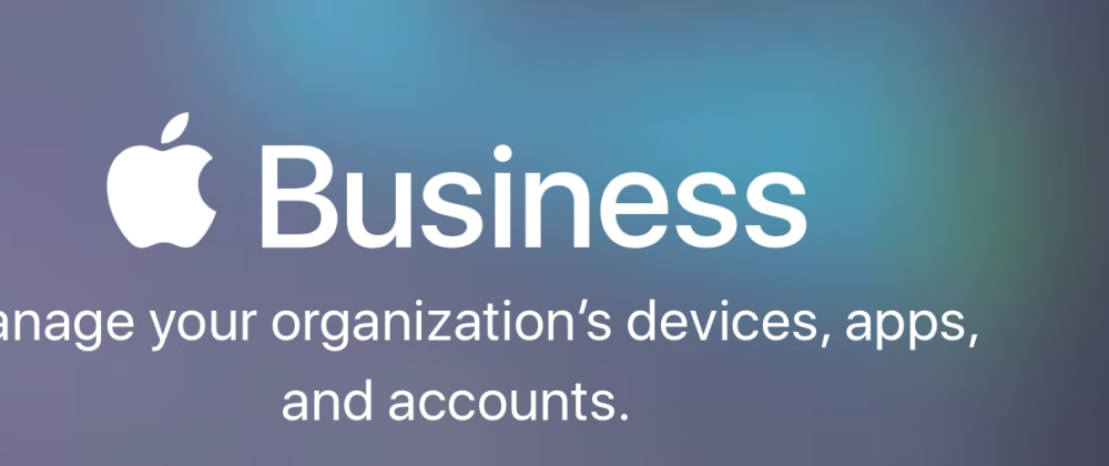 Cover image for Distributing Custom B2B iOS Apps privately