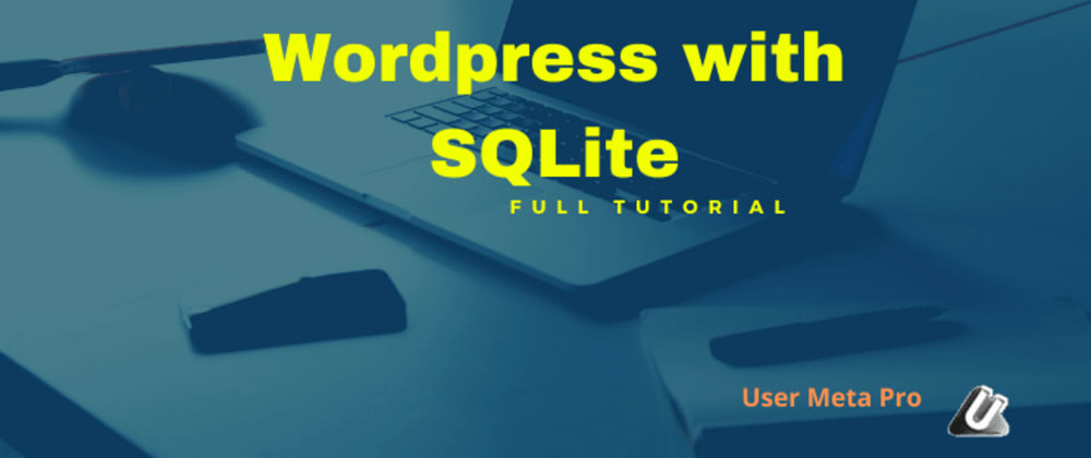 Cover image for Lightweight WordPress Installation : How to install WordPress with SQLite