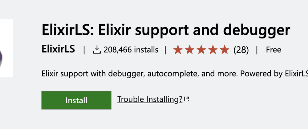 Cover image for Elixir intellisense stop working