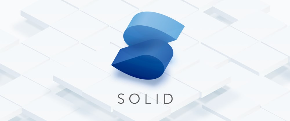 Cover image for SolidJS Official Release: The long road to 1.0