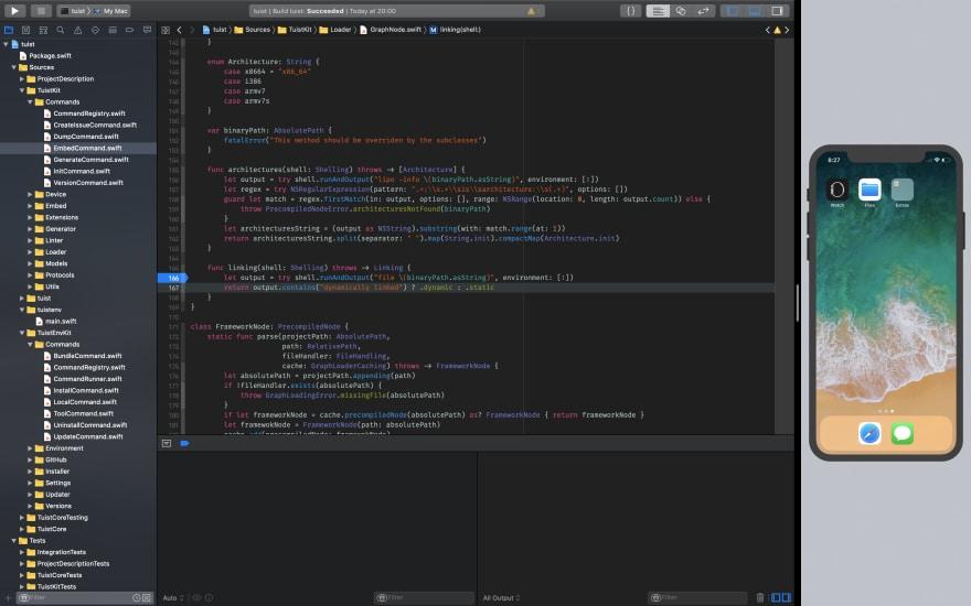 📺 Fullscreen Xcode and Simulator - DEV Community 👩 💻👨 💻