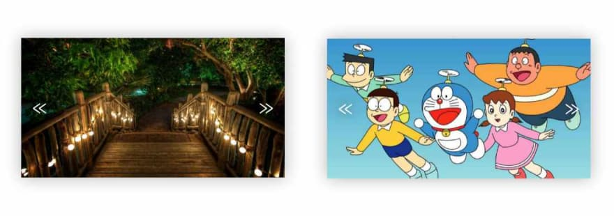 Activate the image slider using JavaScript