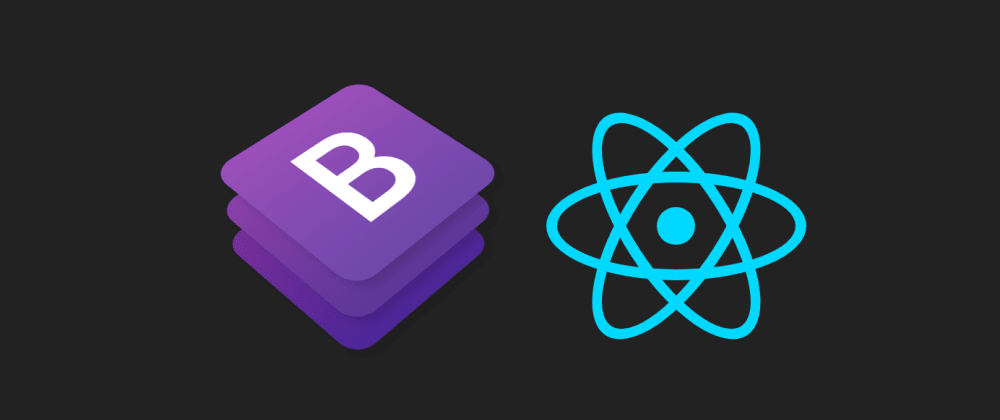 Cover image for React JS - Bootstrap Starter kit