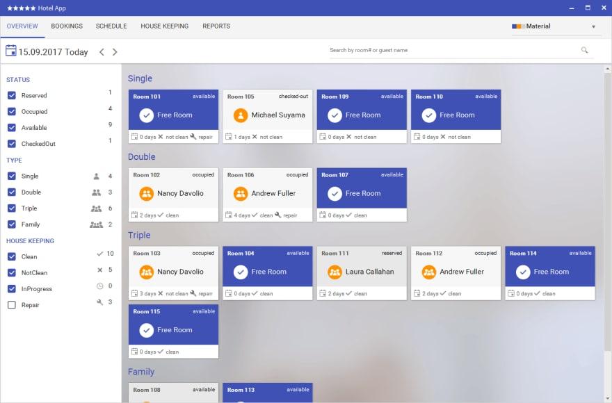 telerik-hotel-management-app