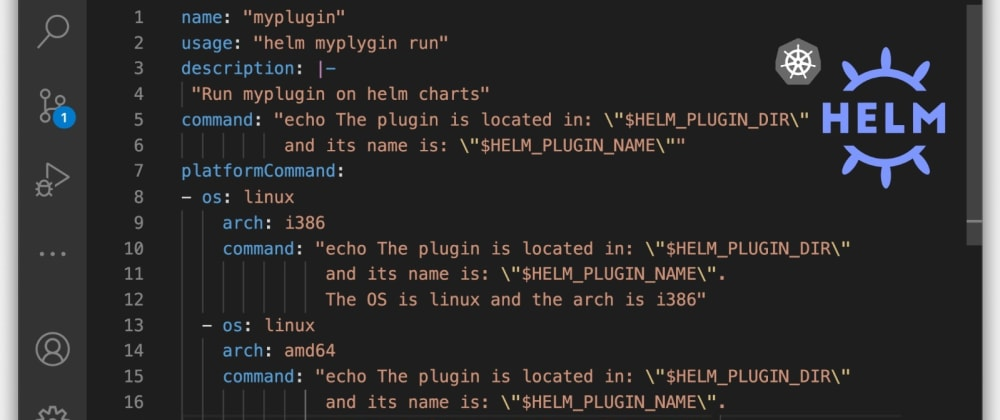 Cover image for How to build a Helm plugin in minutes