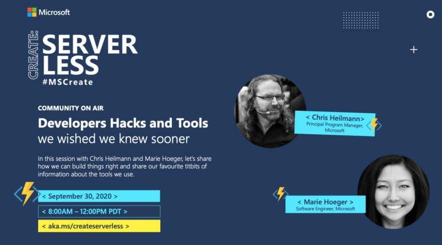 Networking Breakout: Developer hacks and tools we wished we knew sooner