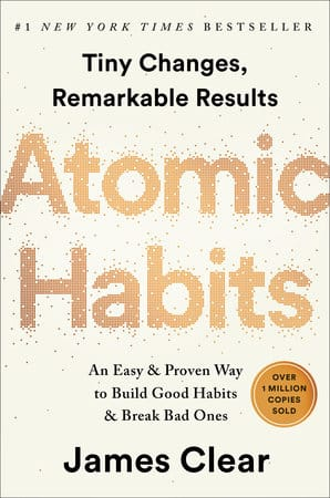 Cover of Atomic Habits