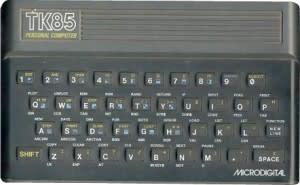 Ah... TK-85!