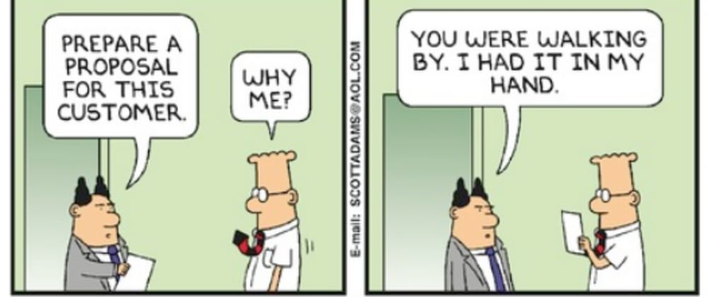 Cover image for Everything Management Does: Explained In Two Panels