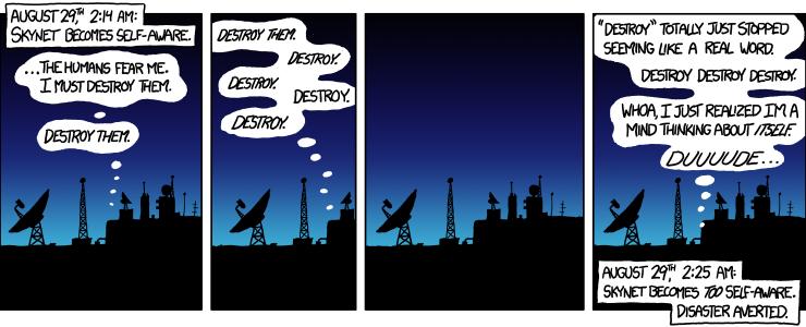 xkcd skynet