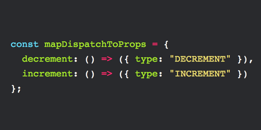 You've been doing mapDispatchToProps wrong this entire time