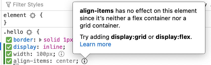 Align Error