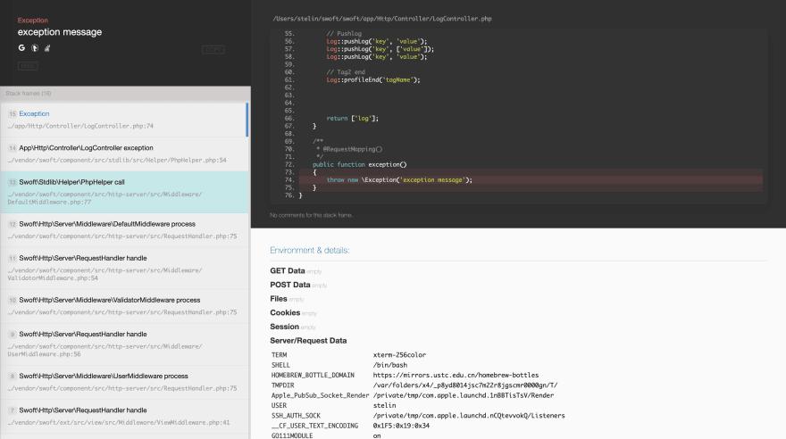 PHP microservices framework — Swoft 2 0 5 published - DEV