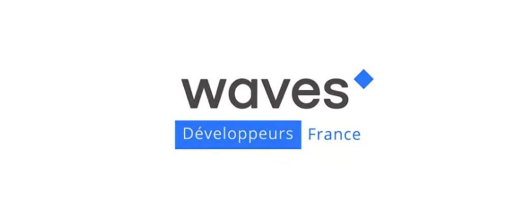 Cover image for Apprenez à développer sur la Blockchain Waves