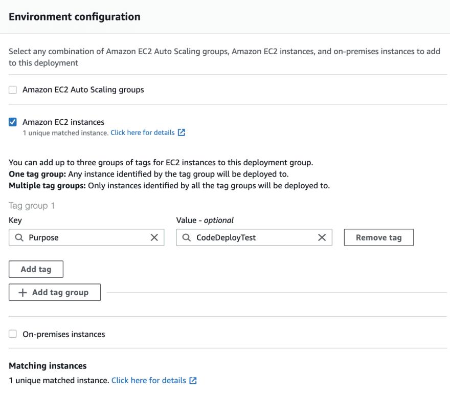 EnvironmentConfiguration