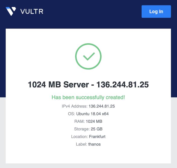09 Vultr