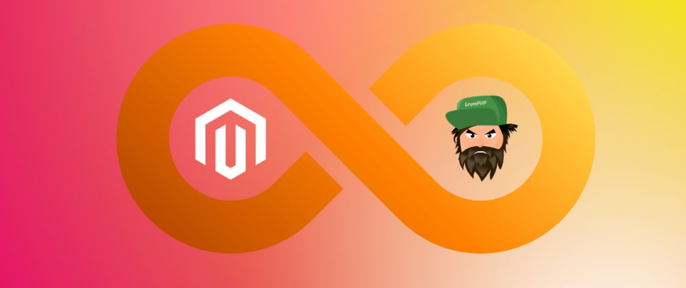 Cover image for Automating code quality check using GrumPHP in Magento 2