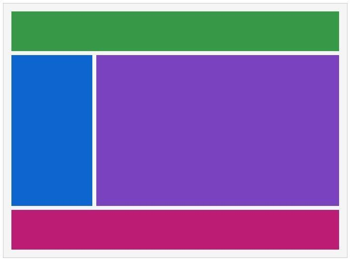 Our Example Grid Component Code Rendered In The Browser