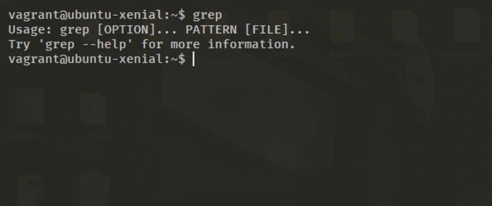 """Cover image for The history behind """"grep""""'s name"""