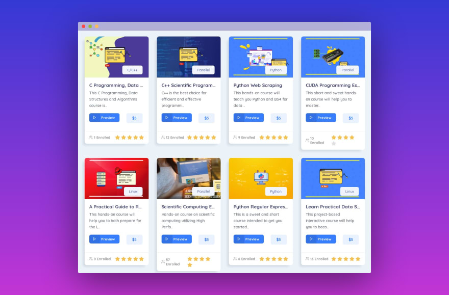 Interactive Scientific Programming Courses - Bundle