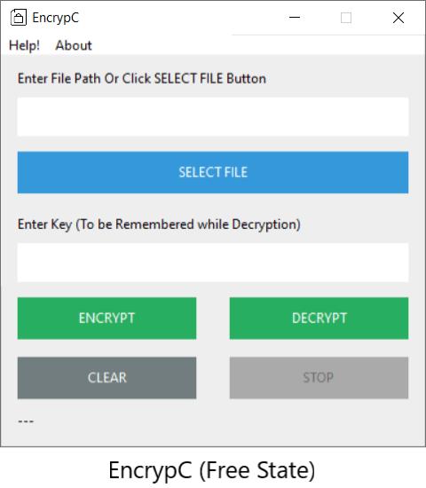 EncrypC Stable