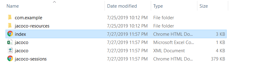 Add descriptionindex file<br>
