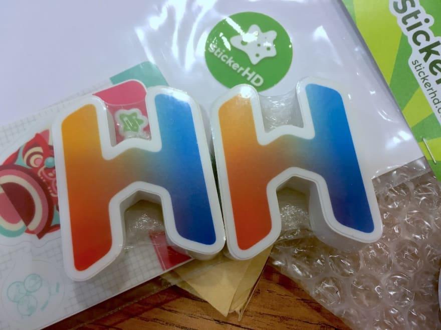 HackerWeb stickers, from StickerHD